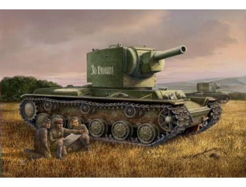 Hobby Boss Russian KV-2 Tank 1:48 (84816)