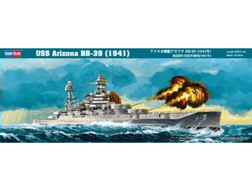 Hobby Boss USS Arizona BB-39 (1941) 1:350 (86501)