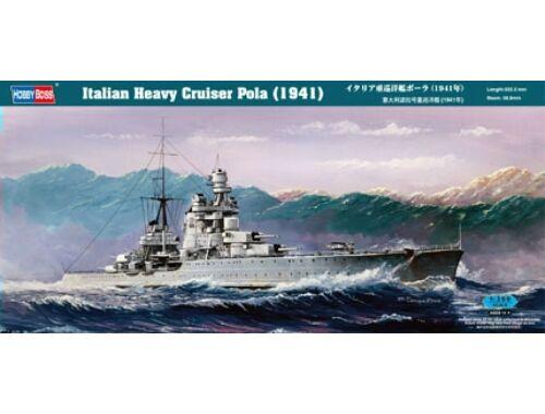Hobby Boss Italian Heavy Cruiser Pola (1941) 1:350 (86502)