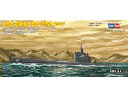 Hobby Boss USS GATO SS-212 1941 1:700 (87012)