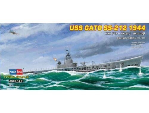 Hobby Boss USS Gato SS-212 1944 1:700 (87013)