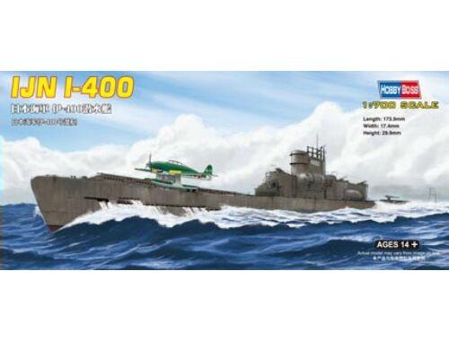 Hobby Boss Japanese I-400 class Submarine 1:700 (87017)