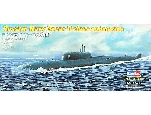 Hobby Boss Russian Navy Oscar II class submarine 1:700 (87021)