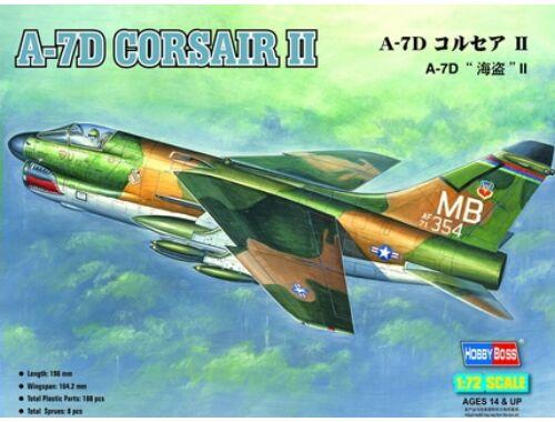 Hobby Boss A-7D 'Corsair' II 1:72 (87203)