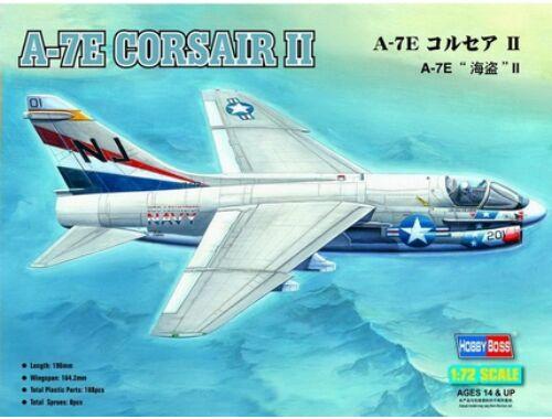 Hobby Boss A-7E 'Corsair' II 1:72 (87204)