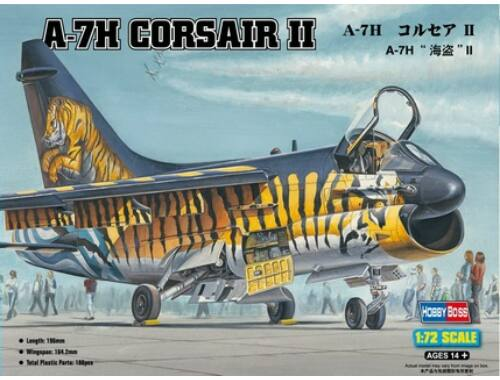 Hobby Boss A-7H Corsiar II 1:72 (87206)