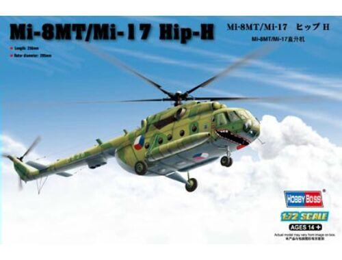Hobby Boss Mil Mi-8MT/Mi-17 Hip-H 1:72 (87208)