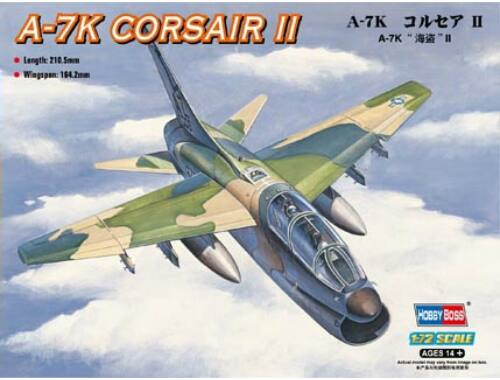Hobby Boss Vought A-7K Corsair II 1:72 (87212)