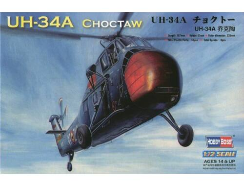 Hobby Boss American UH-34A 'Choctaw' 1:72 (87215)