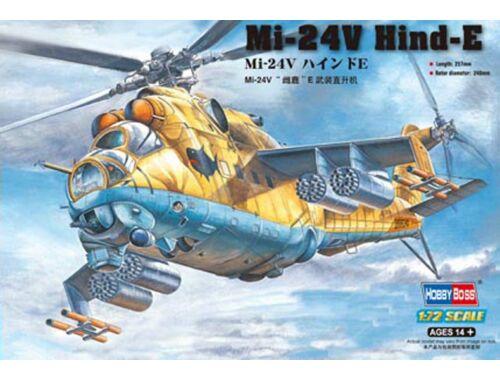 Hobby Boss Mil Mi-24V Hind-E 1:72 (87220)