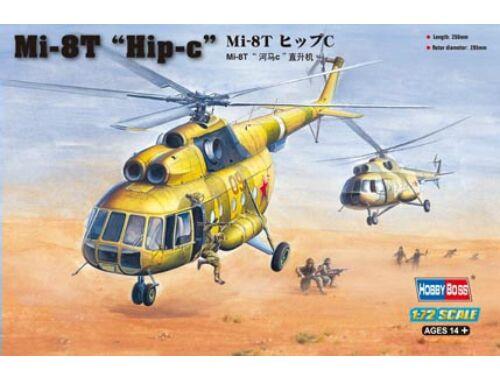 Hobby Boss Mil Mi-8T Hip-c 1:72 (87221)