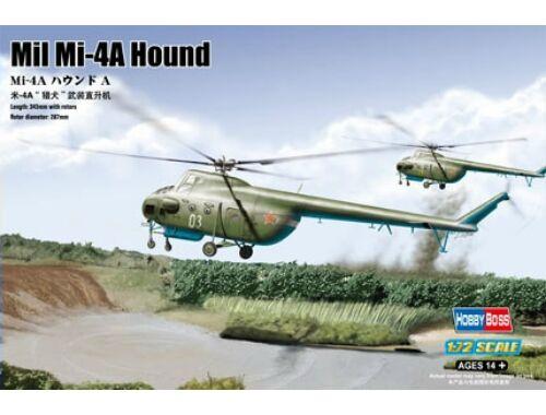 Hobby Boss Mil Mi-4A Hound A 1:72 (87226)