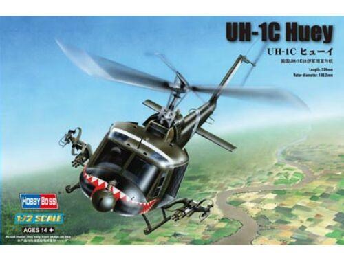 Hobby Boss UH-1C Huey 1:72 (87229)