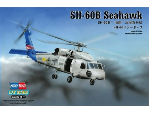 Hobby Boss SH-60B Seahawk 1:72 (87231)