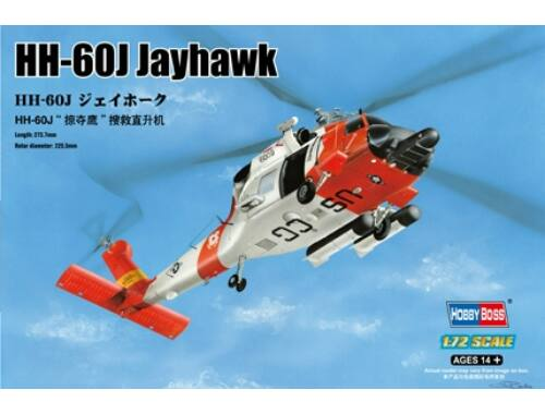 Hobby Boss HH-60J Jayhawk 1:72 (87235)