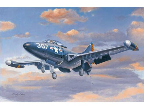 Hobby Boss F9F-2 Panther 1:72 (87248)