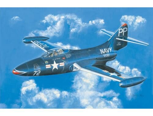 Hobby Boss F9F-2P Panther 1:72 (87249)