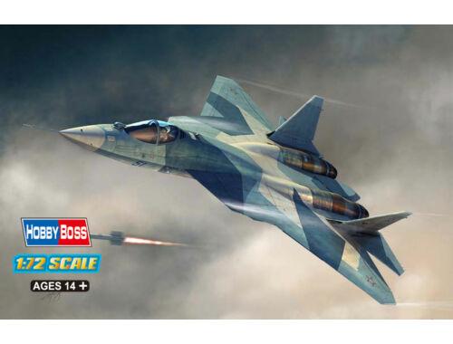 Hobby Boss Russian T-50 PAK-FA 1:72 (87257)