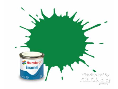Humbrol Enamel 002 Emerald Green Fényes (AA0028)