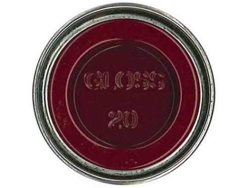 Humbrol Enamel 020 Crimson Fényes (AA0223)