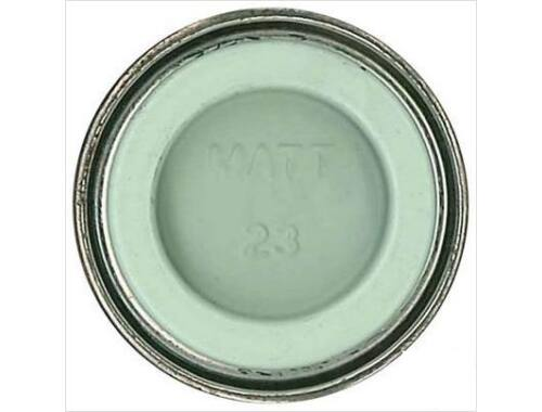 Humbrol Enamel 023 Duck Egg Green Gray Matt (AA0254)