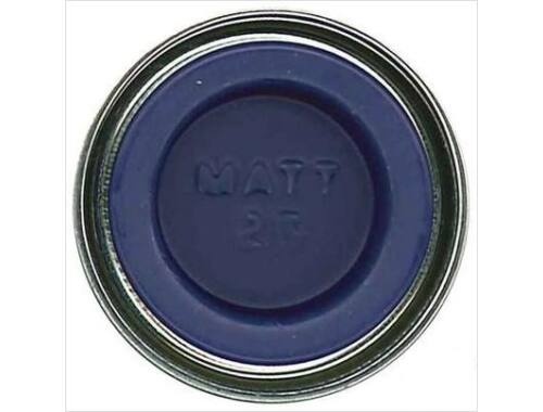 Humbrol Enamel 025 Blue Matt (AA0271)