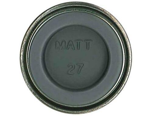 Humbrol Enamel 027 Sea Gray Matt (AA0299)