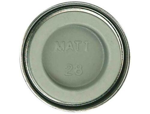 Humbrol Enamel 028 Tarn Gray Matt (AA1496)