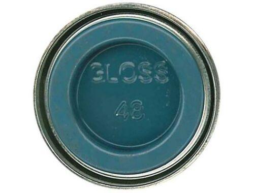 Humbrol Enamel 048 Mediterranean Blue Fényes (AA0521)