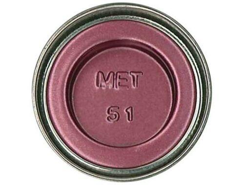 Humbrol Enamel 051 Sunset Red Metal (AA0552)