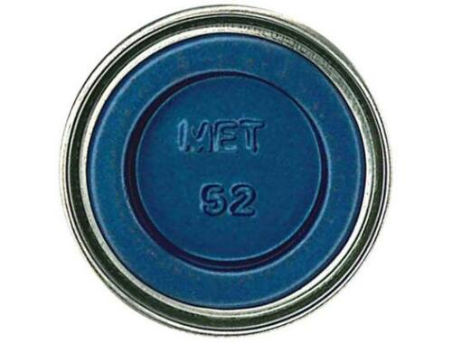 Humbrol Enamel 052 Baltic Blue Metal (AA0566)