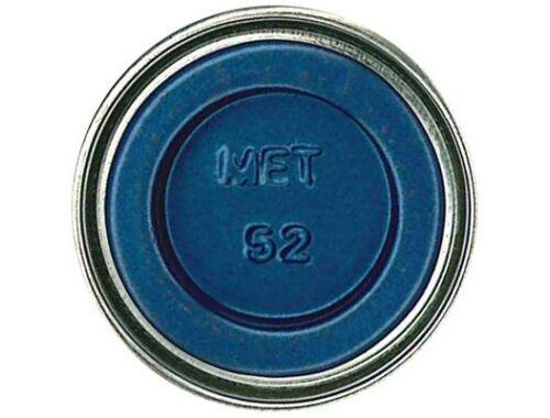 Humbrol Enamel 052 Baltic Blue Metal (AA0566)