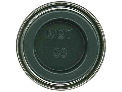 Humbrol Enamel 053 Gunmetal Gray Metal (AA0583)