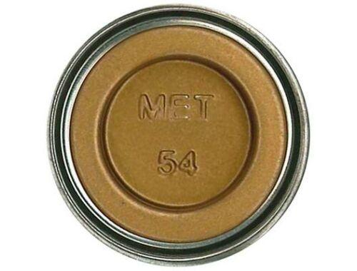Humbrol Enamel 054 Brass Metal (AA0597)