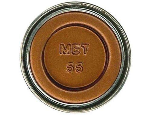 Humbrol Enamel 055 Bronze Metal (AA0607)