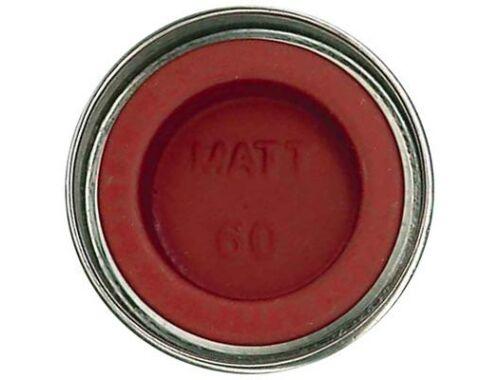 Humbrol Enamel 060 Scarlet Matt (AA0655)