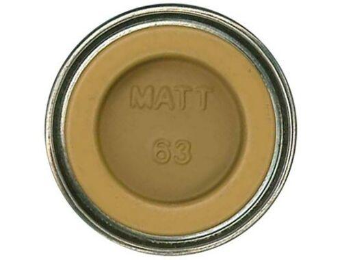 Humbrol Enamel 063 Sand Brown Matt (AA0686)
