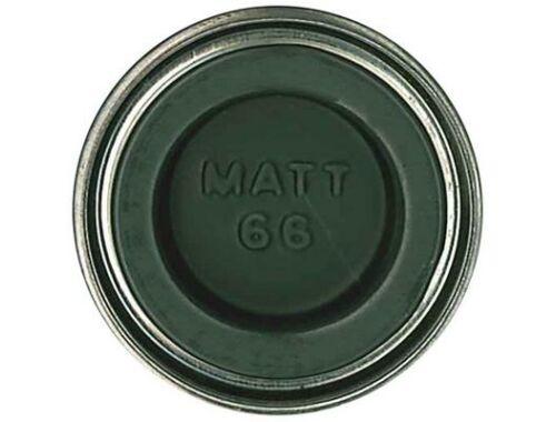 Humbrol Enamel 066 Olive Green Matt (AA0730)