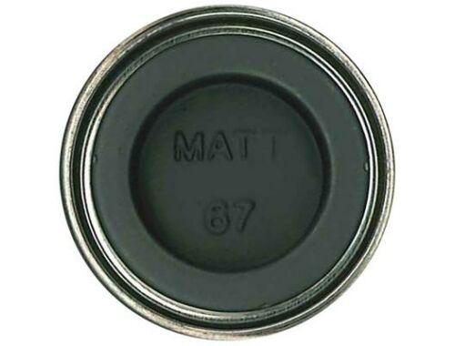 Humbrol Enamel 067 Tank Gray Matt (AA0744)