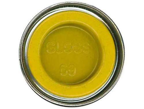 Humbrol Enamel 069 Yellow Fényes (AA0761)