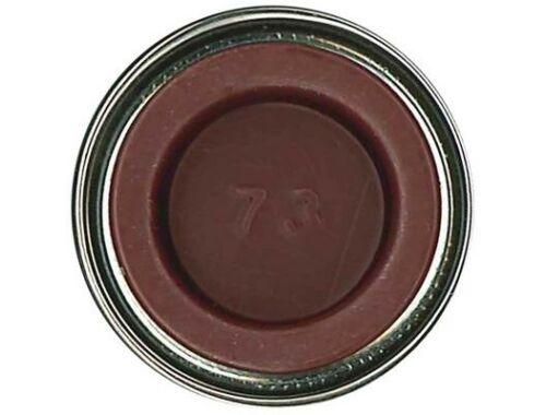 Humbrol Enamel 073 Wine Red Matt (AA0802)