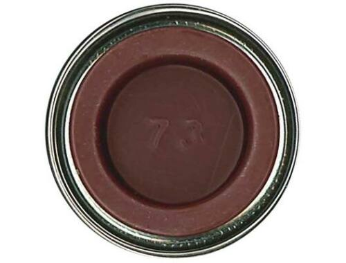 Humbrol Enamel 073 Wine Red Matt (AA0802)