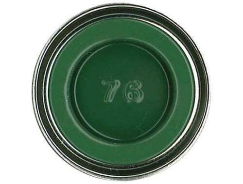 Humbrol Enamel 076 Uniform Green Matt (AA0847)