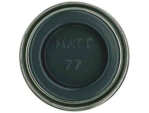 Humbrol Enamel 077 Navy Blue Matt (AA0850)