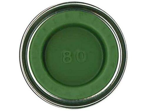 Humbrol Enamel 080 Grass Green Matt (AA0881)