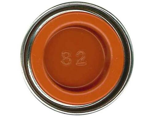 Humbrol Enamel 082 Orange Matt (AA0905)