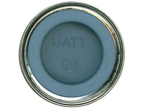 Humbrol Enamel 089 Middle Blue Matt (AA0984)