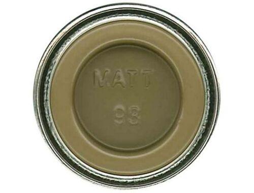 Humbrol Enamel 093 Desert Yellow Matt (AA1033)