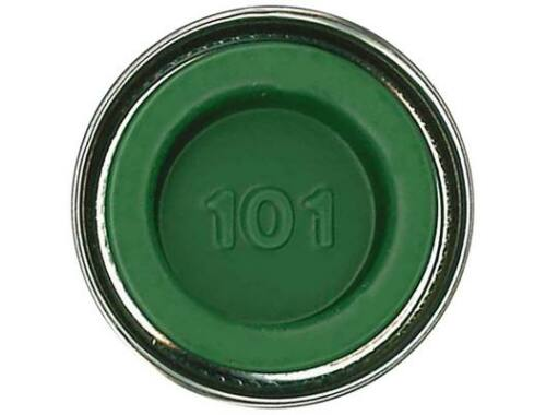 Humbrol Enamel 101 Dragon Green Matt (AA1119)