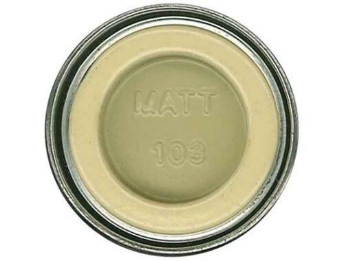 Humbrol Enamel 103 Cream Matt (AA1136)